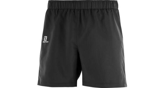 "Salomon Agile Shorts Men 5"" Black"